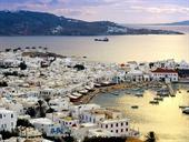 Athens - Mykonos and 4-day Cruise - Island Hopping Holiday in Greece